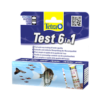 Picture of Aquarium Test Strip 6 in 1