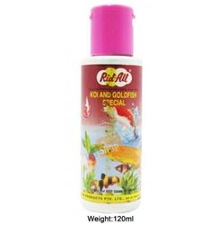 Picture of Rid All Koi and Goldfish Special 120ml