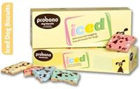 Picture of Probono Iced dog biscuits 340g
