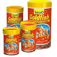 Picture of Tetrafin Goldfish Flakes