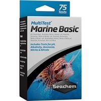 Picture of Seachem - MultiTest™: Marine Basic