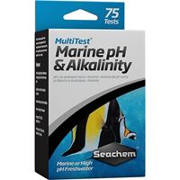 Picture of Seachem - MultiTest™: Marine pH & Alkalinity