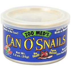 Picture of Zoo Med - Can O' Snails