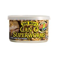 Picture of Zoo Med - Can O' Superworms