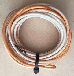 Picture of Heating Cable- Orange– 30W – 4.4m