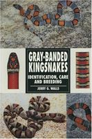 Picture of Gray-Banded Kingsnakes: Identification, Care and Breeding (Herpetology series)