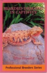 Picture of Bearded Dragons in Captivity (Professional Breeders Series)