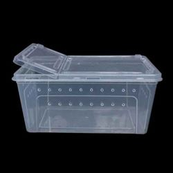 Picture of Transparent Plastic Box  (Large) 32 x 22 x 15 cm