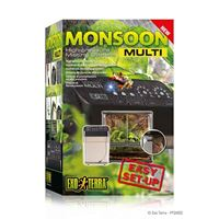Exo-Terra - MONSOON MULTI HIGH-PRESSURE MISTING SYSTEM