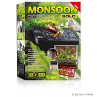 Exo-Terra - MONSOON SOLO HIGH-PRESSURE MISTING SYSTEM