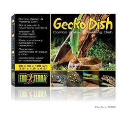 Exo-Terra - Gecko Combo Water & Feeding Dish