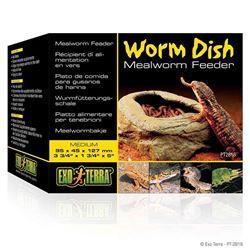 Exo-Terra - WORM DISH / MEALWORM FEEDER