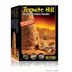 Exo-Terra - TERMITE HILL / REPTILE CRICKET FEEDER