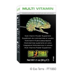 Exo-Terra - MULTI VITAMIN / MULTI VITAMIN POWDER SUPPLEMENT 30g