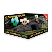 Exo-Terra - GLOW MUSHROOMS NATURAL HIDE OUT
