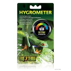 Exo-Terra - HYGROMETER / ANALOG HYGROMETER