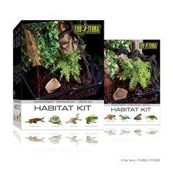 Exo-Terra - HABITAT KIT RAINFOREST / STARTER KIT