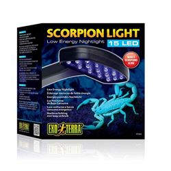 Exo-Terra - SCORPION LIGHT LOW ENERGY NIGHTLIGHT