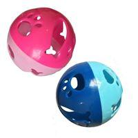 Cat Ball Blue / Pink