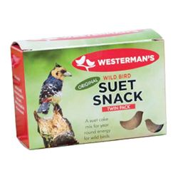 Westermans - SUET SNACK TWIN PACK