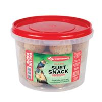 Westermans - SUET SNACK MINI BALL VALUE TUB