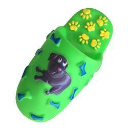 Latex Green Slipper