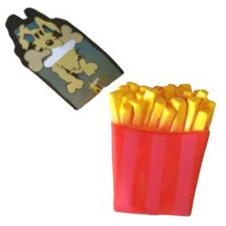 Latex French Fries