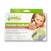 Pawise Hamster Dustbath