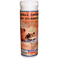 DRY SHAMPOO FOR SMALL ANIMALS 165g