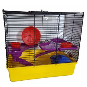 Picture for category Hamster / Rodent Cages