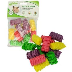 PAWISE - SMALL ANIMAL PLAY & CHEW STICK PACK