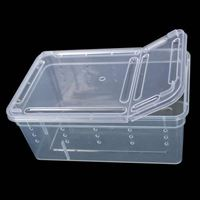 H3 Transparent Plastic Box (Small) 19 x 12.5 x 7.5 cm