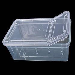 H3 Transparent Plastic Box (Small) 19 x 12.5 x 7.5 cm