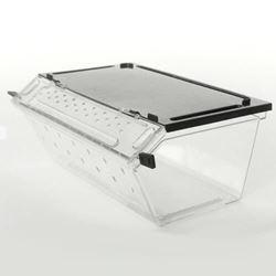 Transparent Plastic Display Box H8 (24 x 16.5 x 10.5cm)