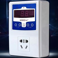 Digital display thermostat