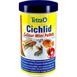 Tetra Cichlid Colour Mini Pellets 170g