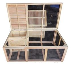 Bearded Dragon Outdoor Cage