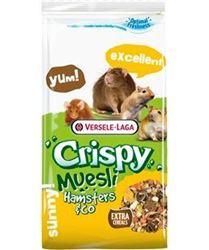 Crispy Muesli - Hamsters & Co 1Kg