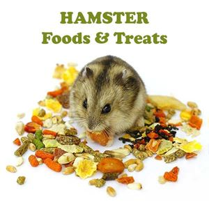 Picture for category Hamster & Rodent Food & Treats