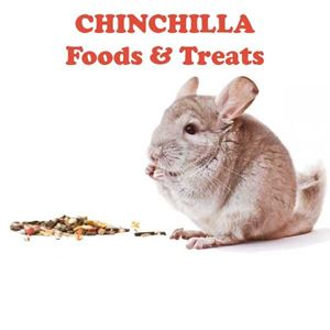 Picture for category Chinchilla Foods & Treats
