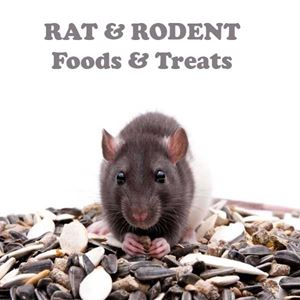 Picture for category Rat & Rodent Foods & Treats