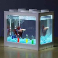 LEGO Betta Tank - Clear Only