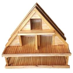 Cat House - Wooden