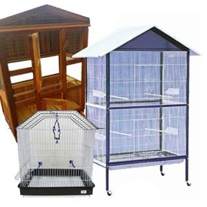 Picture for category Bird Cage & Aviaries
