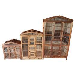 Bird Cages Out Door