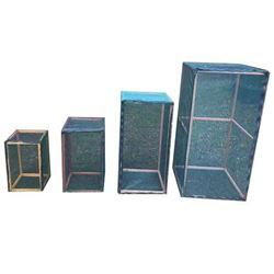 Screen Enclosures - Green