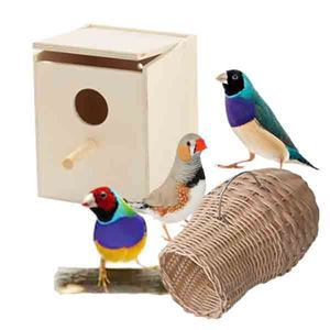 Picture for category Finch / Canary Nests