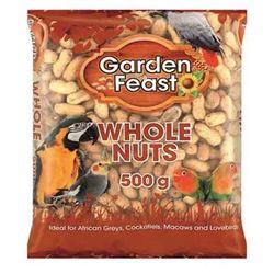 Garden Feast Whole Nuts