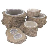 RW - DEL I CUP HOLDERS (FEEDING BOWL'S )