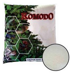 Komodo Calcium Sand 5Kg White